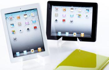 セミハードケースセット for iPad 2