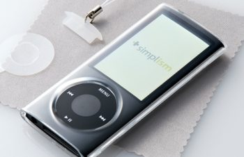 Crystal Shell for iPod nano (5th)(販売終了)