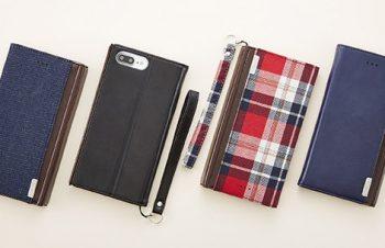 [SideKick] Twotone Flip Note Case for iPhone 7 Plus/6s Plus/6 Plus(5.5インチ)