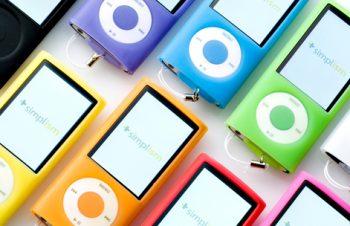 シリコンケース for iPod nano (5th)(販売終了)