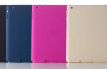 シリコンケースセット for iPad (3rd)