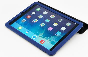 Smart BACK Silicone Case Set for iPad Air