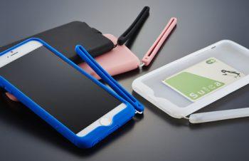 シリコンケース with カードポケット for iPhone 6 Plus(5.5inch)