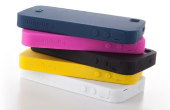 Silicone Case Set for iPhone 4S