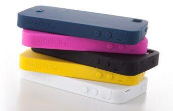 シリコンケースセット for iPhone 4S