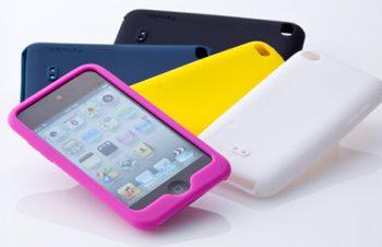 シリコンケースセット for iPod touch (4th) 2011