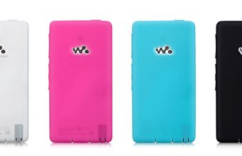 Silicone Case Set for WALKMAN F880