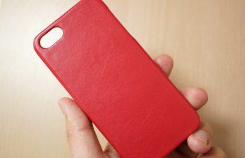 純正ケースとほぼ同じ薄さでICカード対応!iPhoneSE/5/5s用「Simplism NUNO バックケース」をレビュー!