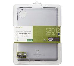 スマート バックカバー for iPad (3rd) – クリア