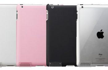 スマート バックカバー for iPad (3rd)