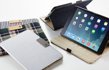 Smart Fabric Flip for iPad mini Retina
