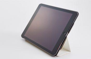 スマート フリップケース with Sound Horn for iPad Air 2
