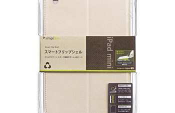 スマート フリップシェル for iPad mini – ホワイト