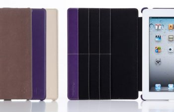 Smart Leather Shell for iPad (3rd)