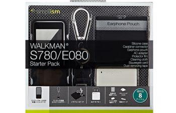 スターターパック for WALKMAN S780/E080/S15/S14 – ブラック