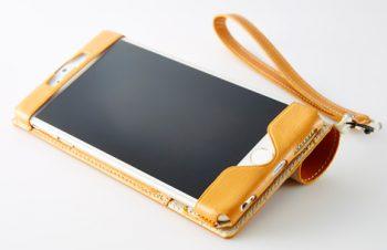 薄型フリップケース with カードポケット for iPhone 6 Plus(5.5inch)