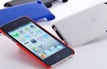 Thinpoly カバーセット for iPod touch (4th)