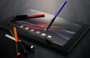 Grip Touch Pen for Tablet