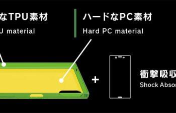 [Turtle Pro] フルガード セット – 衝撃吸収フィルム + ハイブリッド クリアケース for Xperia XZs/XZ