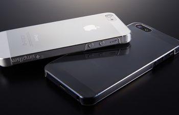 超極薄 カバーセット – Zero 4 for iPhone 5