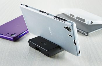 Ultra Thin Cover Set for Xperia Z1