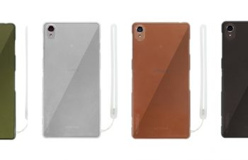 Ultra Thin Case for Xperia Z3