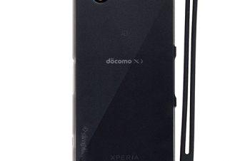 超極薄ケース for XperiaZ3 Compact – ブラック