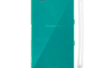 超極薄ケース for XperiaZ3 Compact – グリーン