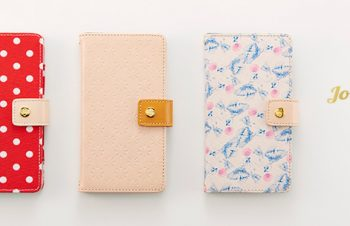 Multi-size series [Journal Free] Flip Case for Ladies