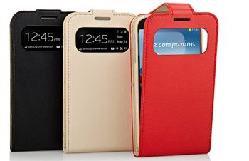 Vertical Flip Style for Galaxy S4