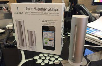 職場改善提案、Netatmo利用で湿度を最適に
