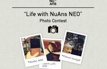 "[NuAns NEO] ""Life with NuAns NEO"" フォトコンテスト開始"