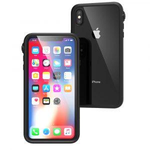 カタリスト 衝撃吸収ケース for iPhone XR(衝撃吸収ケース) – ブラック
