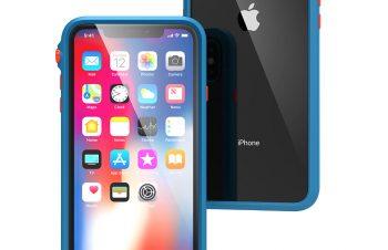 カタリスト 衝撃吸収ケース for iPhone XR(衝撃吸収ケース) – ブルー