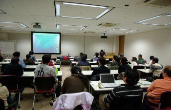 Apple User Group Meeting in Osaka