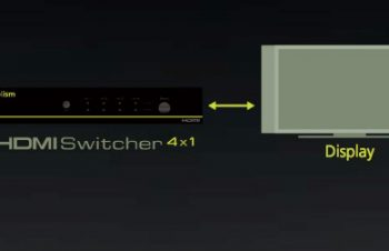 こんなHDMI Switcherが欲しかった:その4