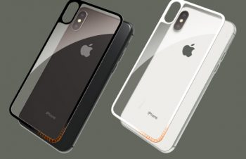 iPhone Xの背面をしっかりと全面保護する、最強の保護ガラス登場