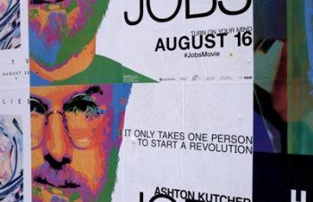世界で一番早く映画「Jobs」を鑑賞