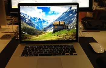 MacBook Pro Retinaモデルへの移行(まだ現在進行形)