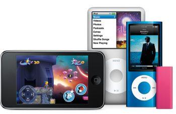 新しいiPod nanoはビデオ機能搭載だった