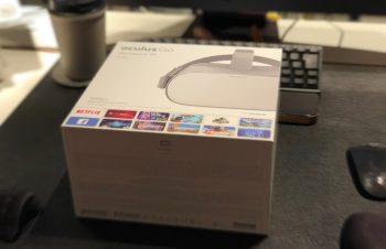 バーチャルリアリティが世の中を変える「Oculus Go」