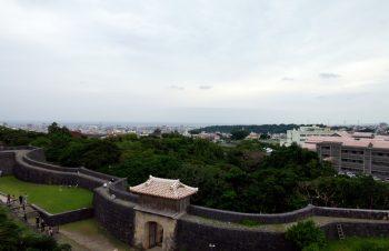 仕事で、沖縄上陸。