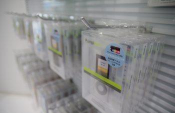 旧世代iPod対応製品の処分について