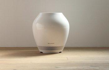 家電の新しいカタチ、デジタル加湿器「バルミューダRain」