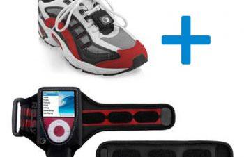 待望のNike+iPod用スポーツキット発売開始