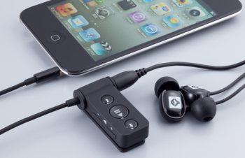 簡単で直感的なiPod/iPhone用リモート、満を持して登場