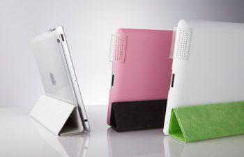 iPadを守るだけではない、より良くするケース