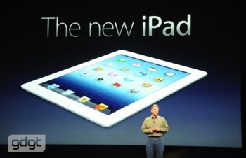 The new iPad?