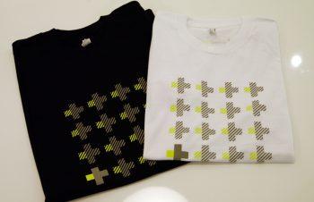 シンプリズムTシャツ(シンプティ)完成