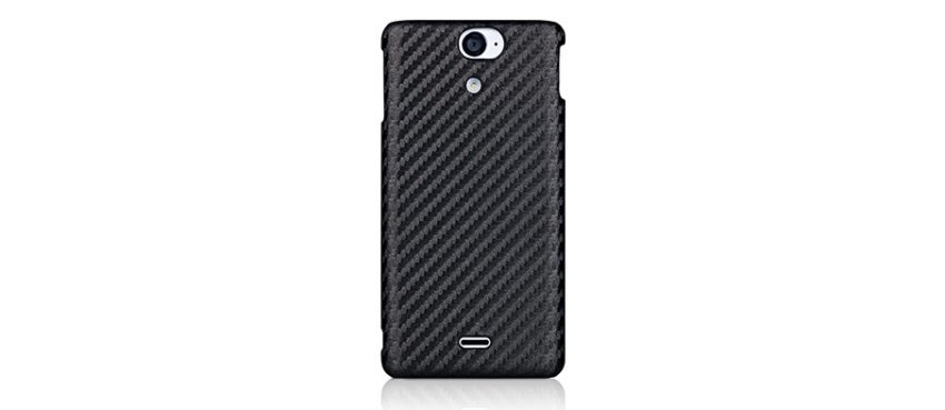 back cover set for xperia ax トリニティ
